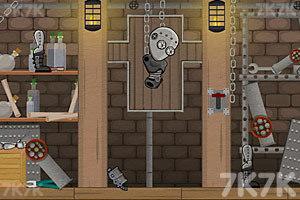 《蒸汽机器人历险记》游戏画面2
