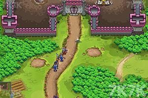 《城堡守卫风暴》游戏画面6