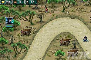《入侵者之战2凯撒大帝无敌版》游戏画面5