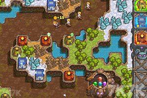 《保卫钻石宝藏2无敌版》游戏画面7