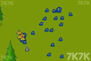 《騎士戰巨人》截圖2