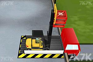 《3D仓库叉车》游戏画面9