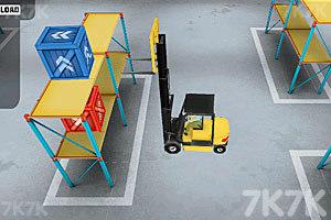 《3D仓库叉车》游戏画面7