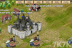 《帝国时代2》游戏画面6