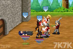 《英雄大作战v0.0.7》游戏画面2