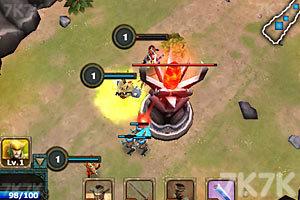 《英雄联盟传说》游戏画面7