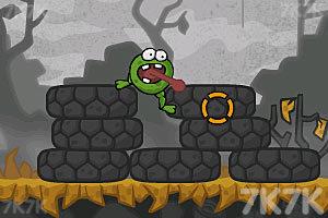 《小青蛙吃害虫》游戏画面4
