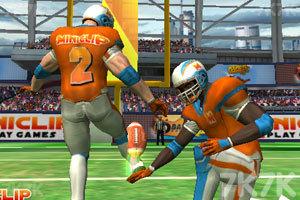 《职业橄榄球3D》游戏画面2