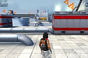 《3D极限跑酷2》游戏画面2