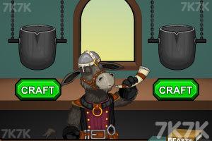 《兵器制造工厂无敌版》游戏画面1
