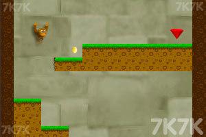 《猴子吃钻石》游戏画面3