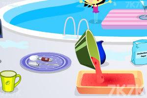 《制作夏日西瓜冰》游戏画面7