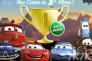 《沙漠极速飙车》游戏画面1