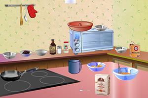 《巧克力奶油蛋糕》游戏画面1