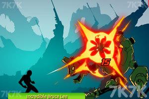 《邪恶力量》游戏画面9