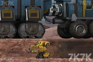 《挖矿机器人》游戏画面4