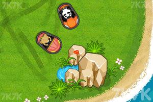 《小浣熊碰碰车》游戏画面9