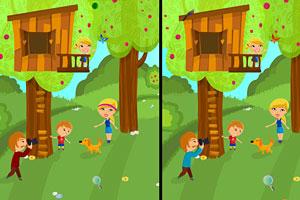 《幸福一家找茬》游戏画面1