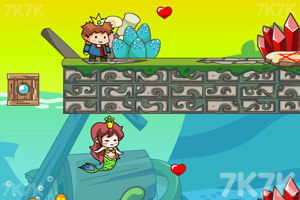《私奔的人鱼公主》游戏画面8