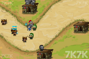 《入侵者之战》游戏画面7