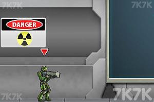 《装甲战士2正式版》游戏画面2