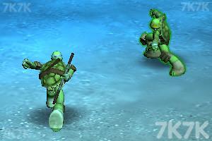 《忍者神龜激斗》截圖2