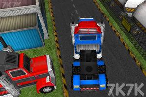 《3D货运大卡车》截图7