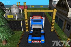 《3D货运大卡车》截图8