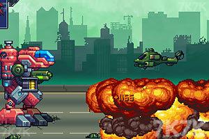 《机器人攻城战》截图2