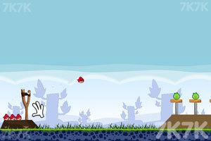 《愤怒的小鸟HD2.6》截图3