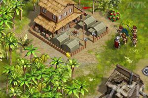 《西班牙总督试玩版》游戏画面3