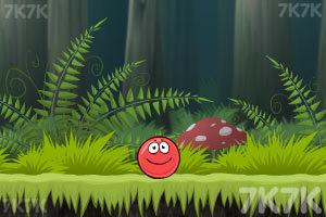 《小红球闯关4》游戏画面2