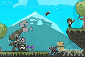《叛军大作乱》游戏画面10