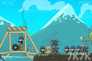 《叛军大作乱》游戏画面7