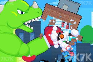 《铁拳暴龙》游戏画面7