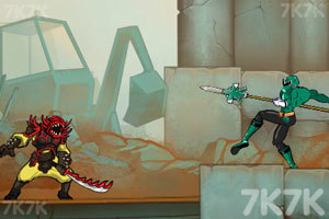 《侍战队真剑者2》游戏画面4
