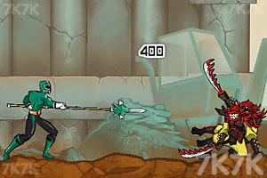 《侍战队真剑者2》游戏画面2