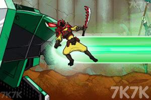 《侍战队真剑者2》游戏画面3