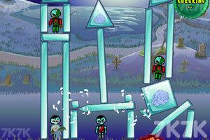 《炸弹埋僵尸》游戏画面3