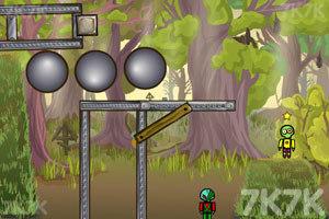 《炸弹埋僵尸》游戏画面8