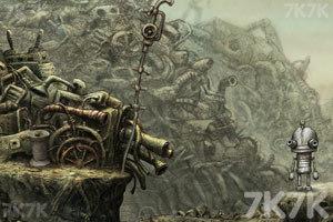 《机械迷城完整中文版》游戏画面5