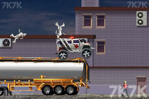 《地狱救护车》游戏画面6