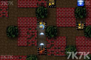 《2010坦克大战》游戏画面11