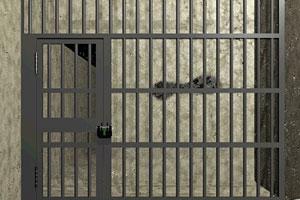 《水泥监狱逃脱》游戏画面1