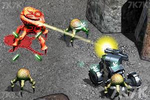 《星际战车》游戏画面8