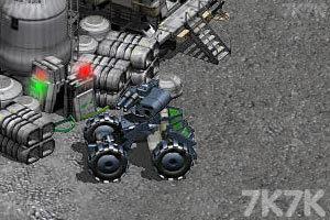 《星际战车》游戏画面5