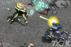 《星际战车》游戏画面10