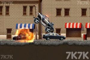 《地狱警车2积分版》游戏画面5