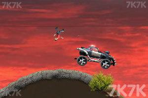 《地狱警车2积分版》游戏画面3