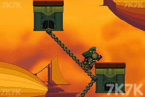《蒸汽要塞中文无敌版》游戏画面8